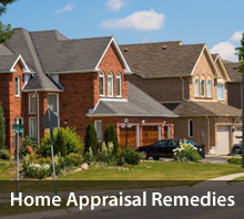 Home Appraisal Remedy