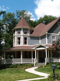 Fix up an historic home