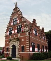 zwaanendael museum lewes delaware