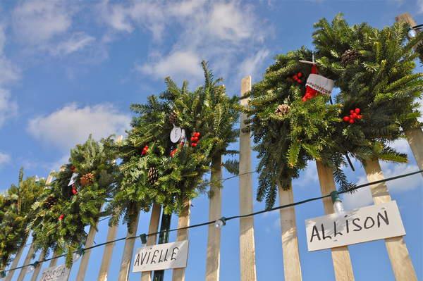 Rehoboth Christmas memorial